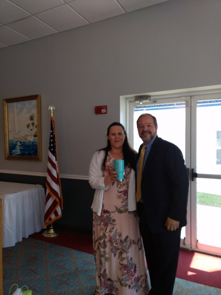 April 2017 Class - Administrative Award