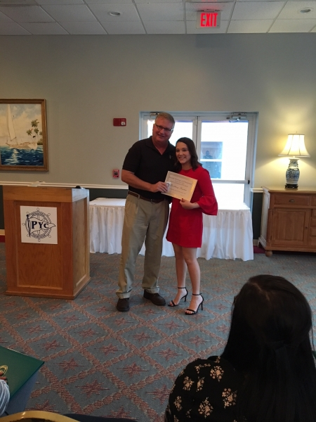 January 2017 Class - Highest GPA Scanning Award