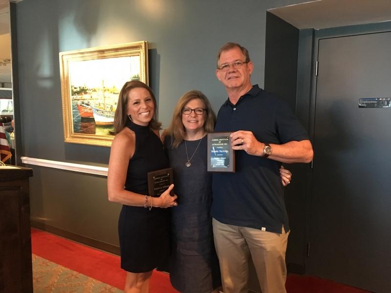 October 2017 Class - Student Choice Award