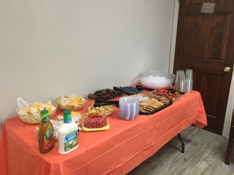 Pizza Party July 2019 Class(2)