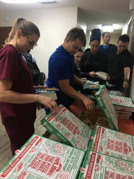 Pizza Party July 2019 Class(3)