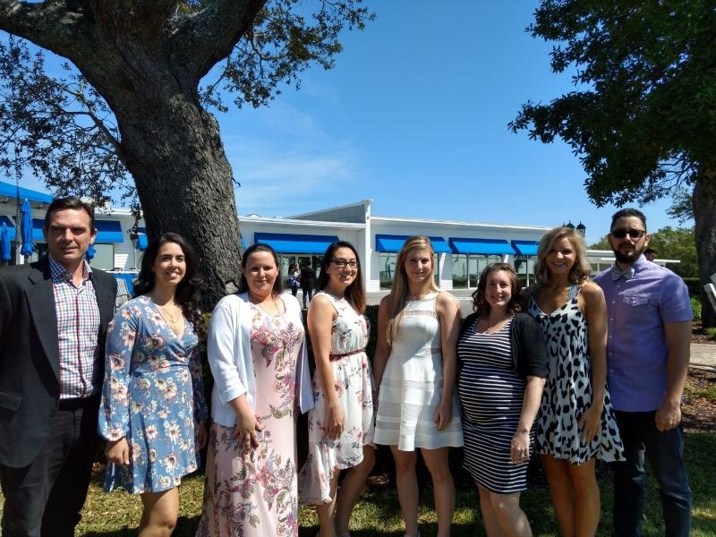 Graduation - April 2017 Class