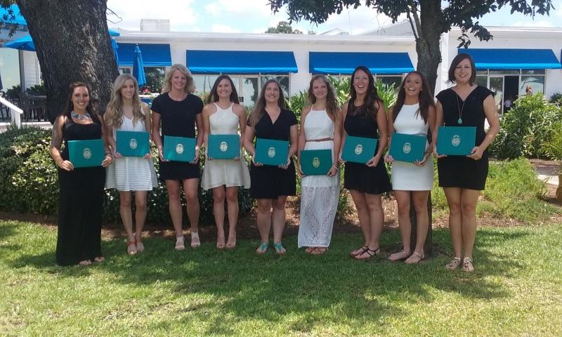 Graduation - July 2015 Class