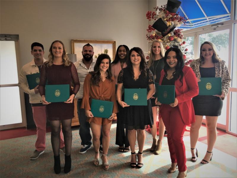 January 2019 Class - Graduation